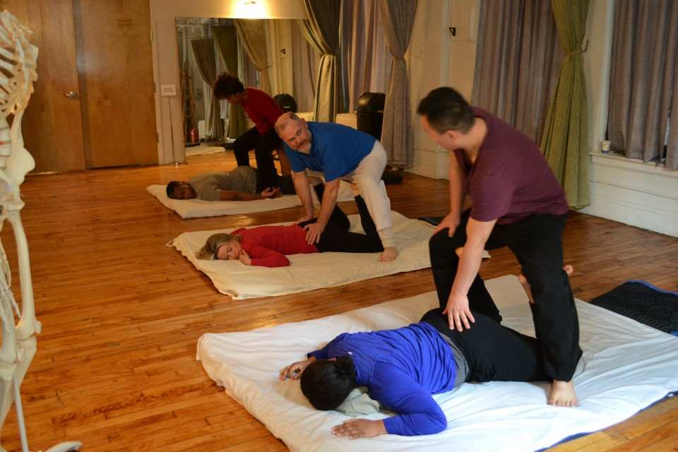 Thai Massage 101 Center For The Advancement Of Therapeutic Arts